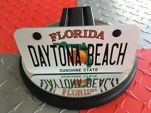 Daytona Beach Two Inch Trailer Hitch Receiver Cover All Aluminum Free Shipping