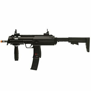 Refurbished HK MP7 Airsoft AEG w Battery Charger 400ct .12 bbs $50.00