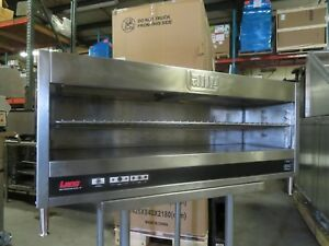 Lang 48 Inch Cheese Melter Finishing Oven Broiler Warming Station Commercial