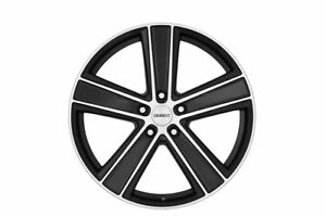 Set Of 4 New 20 X9 11 18 Porsche 911 Black Polished Front Alloy Wheel Rim