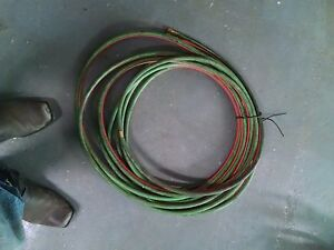 Goodyear 1 4 X 50 Acetylene Welding Hose Made In Usa