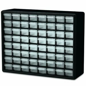 Nuts And Bolts Organizer Small Hardware Storage With Drawers Garage Craft New