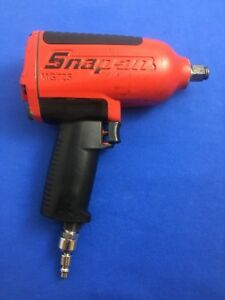 Snap On Mg725 1 2 Drive Air Impact Gun Wrench Super Duty With Boot