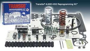 Transgo Transmission Reprograming Shift Kit 4l80e Chevrolet 1991 09 Sk 4l80e Hd2