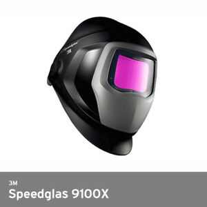 3m Speedglas 9100x Welding Helmet Darkening Filter Side Window 5 12 Hornell Ups