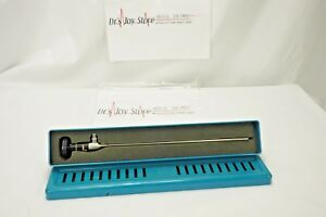 American Acmi Microlens Fo 8168m 30 Cystoscope With Case