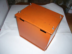 Allis Chalmers D 10 D 12 Tractor Battery Box Cover New