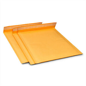 9 5x14 5 4 Kraft Bubble Mailers Shipping Mailing Padded Envelopes 9 5 X 13 5