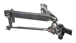 Husky 32217 Center Line Ts Weight Distributing Hitch 600 800 Lb Tongue Wt Cap