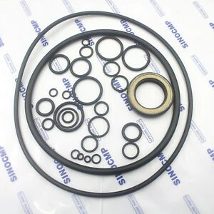 Excavator Travel Motor Seal Kit For Daewoo Doosan Dh220 5 Oil Seals