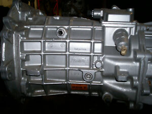 06 07 Corvette C6 Z06 T56 Manual 6 Speed Transmission With Cooler
