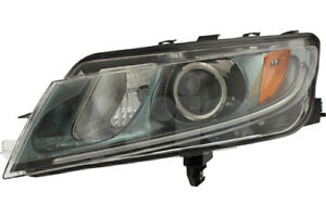 New Saab 9 5 Headlight Lh Xenon Adaptive Usa 2010 2011 Genuine Oem 12842569