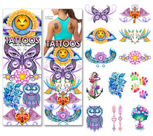 Sticker Flat Vending Machine Capsule Toys Back Tattoos