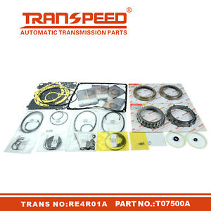 Re4r01a Transmission Master Rebuild Kit Overhaul For Nissan Pathfinder T07500a
