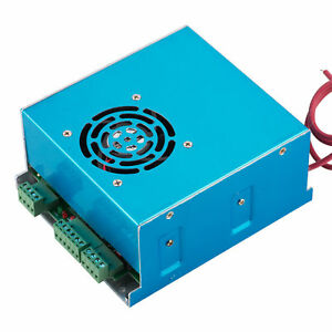 50w Power Supply For Co2 Laser Engraver Cutter Ac 110v 220v
