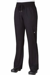 New Chef Works Women s Comfi Chef Pant pw004 Free2dayship Taxfree