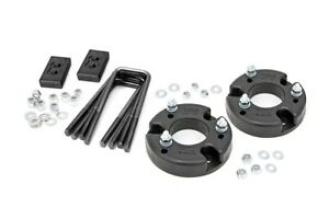 Rough Country 2 Ford F 150 Leveling Lift Kit 2009 2018 F 150 52201