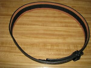 Safariland Basket Weave Buckleless Duty Belt Police And Security
