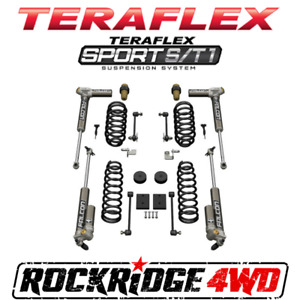 Teraflex 07 18 Jeep Wrangler Jk 4 Door Sport S T1 Suspension Lift W 3 2 Falcons