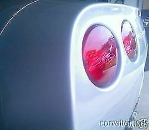 Corvette 97 04 C5 Flush Mount Tail Light Kit Seals