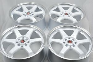 17 Rims Tires Wheels Civic Accord Prelude Cobalt Corolla Galant Xb 4x100 4x114 3