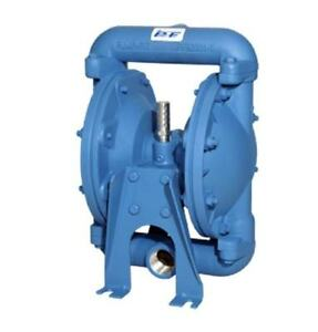 Pump fit 666100 344 c 1 Air Operated Double Diaphragm Pump