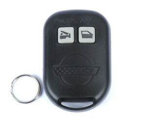 C4 Corvette 1993 1996 2 Button Keyless Entry Remote Key Fob