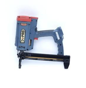 3 Pro Gsr40 Gas Powered Concrete Nailer Pinner 1 2 1 1 2 New Inventory Blowout