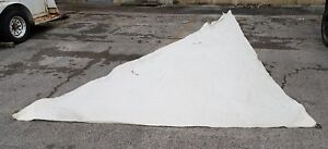 Bludworth Sail Made In Houston Tx 11ft X 20ft With Case