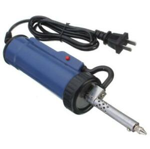 30w 220v 50hz Electric Vacuum Solder Sucker Desoldering Pump Iron Gun Tools