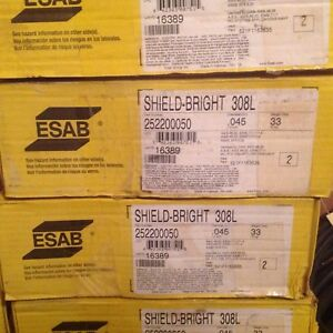 Esab Shield Bright 308l 045 252200050 Mig Wire