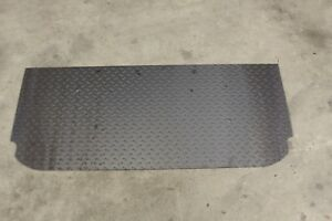 3 16 Diamond Plate Sheet Steel 18 X 40