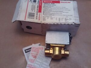 Honeywell V8043f 1036 Motorized Zone Valve V8043f1036 New Nib