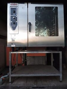 Combi Oven rational Gas