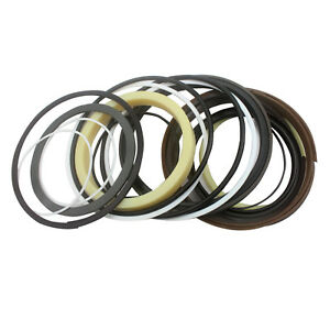 Excavator Bucket Cylinder Seal Kit For Daewoo Doosan Dh420 7