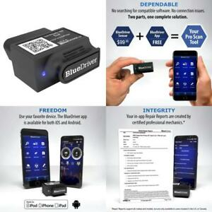 Car Auto Vehicle Bluetooth Obdii Scan Tool Diagnostic Scanner Iphone Android Obd