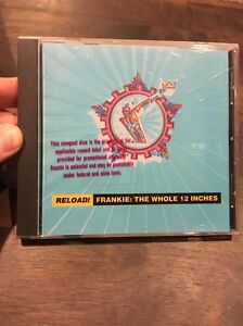 FGTH Frankie Goes to Hollywood CD Reload the Whole 12 Inches PROMO Copy