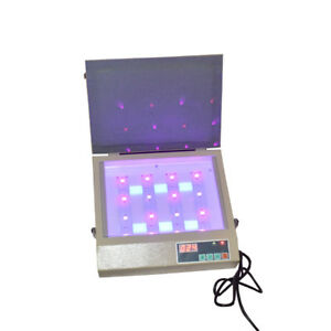 New Type 110v Led Pad Printing hot Stamping Pcb Digital Exposure Machine Curing