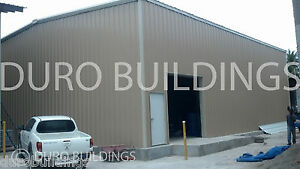 Durobeam Steel 50x100x17 Metal Building Prefab Garage Shop Structures Direct