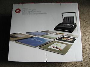 New Swingline Gbc Combbind C20 Binding Machine 20 Sheet Punch Capacity 7706172