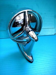 Vintage 1950 S 1960 S Mirror Ford Gm Mopar Amc