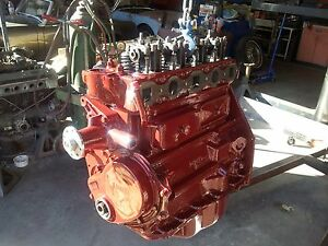 Mg Mgb 1800 Motor Engine Rebuilt