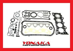 Yonaka Honda Civic Del Sol D16 D16y5 Mls Head Gasket Kit 1 6l 96 00 Soh