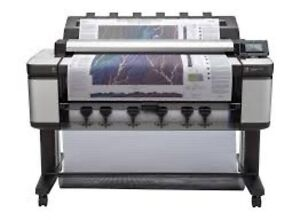 Hp T3500 Mfp 36 Printer Plotter Cad Gis T1500 T2500 T2300 Z6100 Z6200 On Sale
