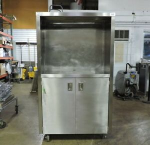 Select Stainless Commercial Stainless Steel Storage Cabinet