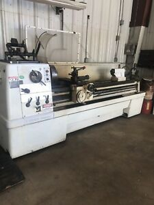 Clausing Colchester 17 Engine Lathe