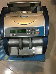 Money Counter Banknote Counter Fr C9000 Model Bill Counting Machine
