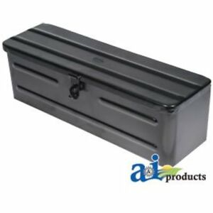 Lawn Mower Replacement Parts A i Products Tool Box Black For John Deere Number