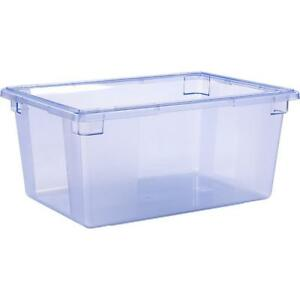 Carlisle Food Storage Container Box 16 6 Gallon 26 x18 x12 10623c14 Case Of 3
