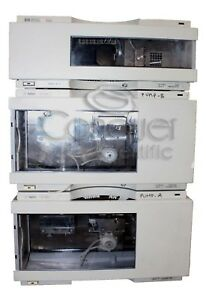 Agilent 1100 Series Preparative Hplc
